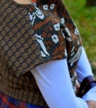 Hajdučica Clothing – Online Store-London Calling Retro Vesta U Dva Dezena