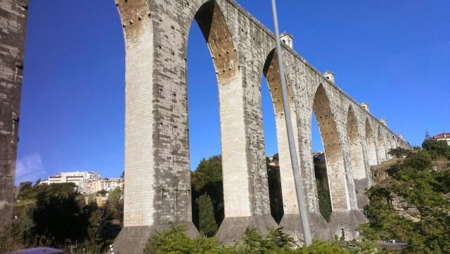Aqueduct Lisbon Portugal (Hajdi-Hajducica)