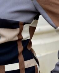 Hajdučica Clothing – Online Store – Ciao Manhattan Geometrijska Mini Haljina