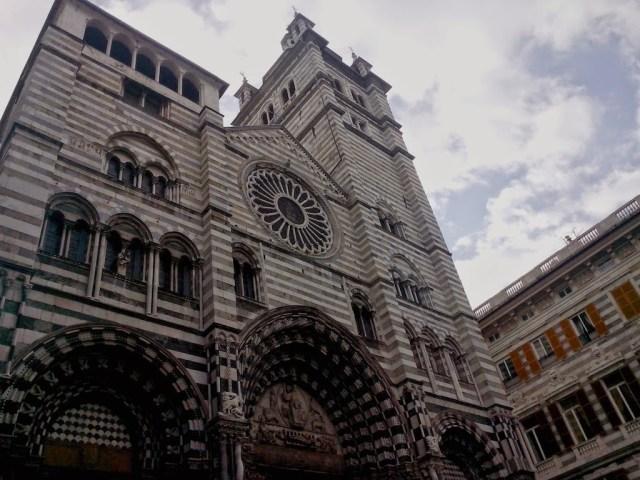 Genova (Liguria-Italia), St. Lawrence Cathedral -(Hajdi- Hajdučica)