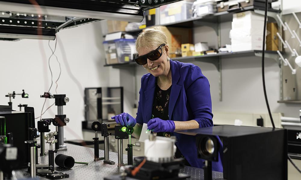 Professor Astrid M.  Müller