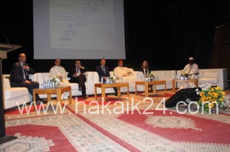 تيزنيت : إفتتاح أشغال الملتقى الوطني للمدن الثراتية العتيقة.
