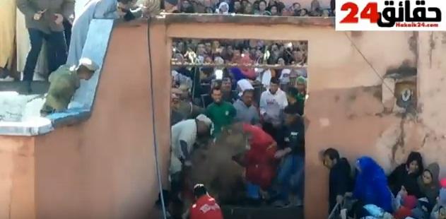 بالفيديو:طقوس وحشية وممارسات لا إنسانية بموسم مولاي إبراهيم