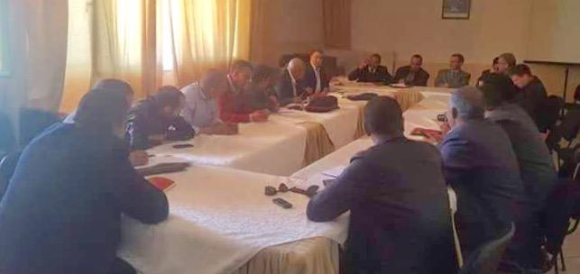 ورزازات : عقد لقاء حول مشروع الطاقة الشمسية بإقليم طاطا