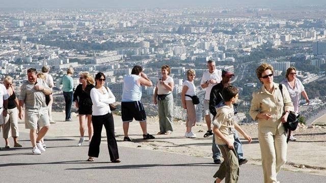 الألمان يتصدرون السياح الوافدين على أكادير خلال شهر فبراير