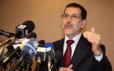 رسميا : العثماني يُعلن عن الأغلبية الحُكومية