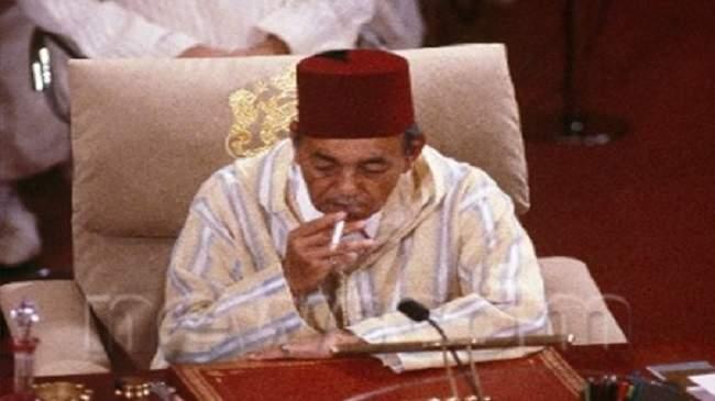 عندما أشعل الحسن الثاني سيجارة في نهار رمضان !