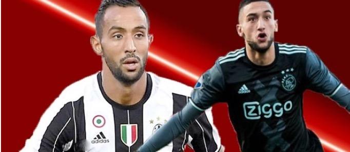 بالفيديو : حكيم زياش وبنعطية في فريق واحد الموسم المقبل
