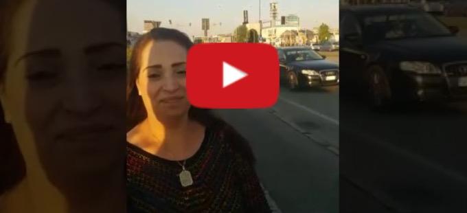 """بالفيديو : أول تصريح للفنانة فاطمة تحيحيت """"لحقائق 24 """" بعد فيديو الفضيحة وهذه رسالتها لجمهورها"""