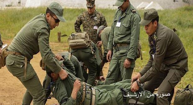 فضيحة : إعتقال عسكريين بتهمة السرقة وإعتراض المارة