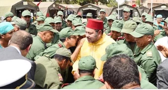 الجيش المغربي يتراجع بسبع درجات.. وهذا ترتيبه العربي والدولي