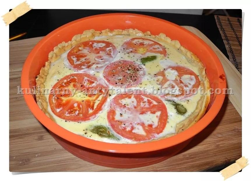 Tarta zpomidorami
