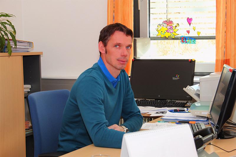 Administrator Mag. Alexander Zöhrer