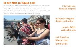 HAK|HAS Bad Ischl: In der Welt zu Hause