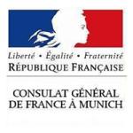 Consulat général de France à Munich logo