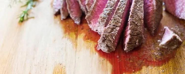 Vlees laten rusten, waarom?