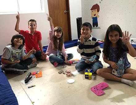 Psicólogo infantil Medellín