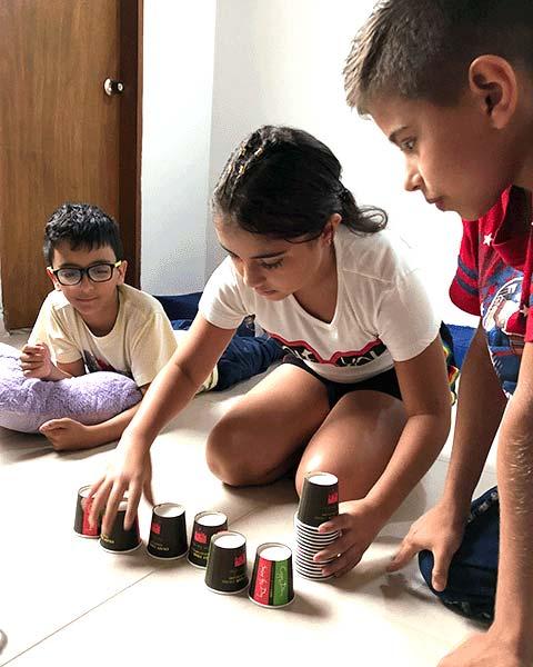 Terapia grupal para niños en Medellin