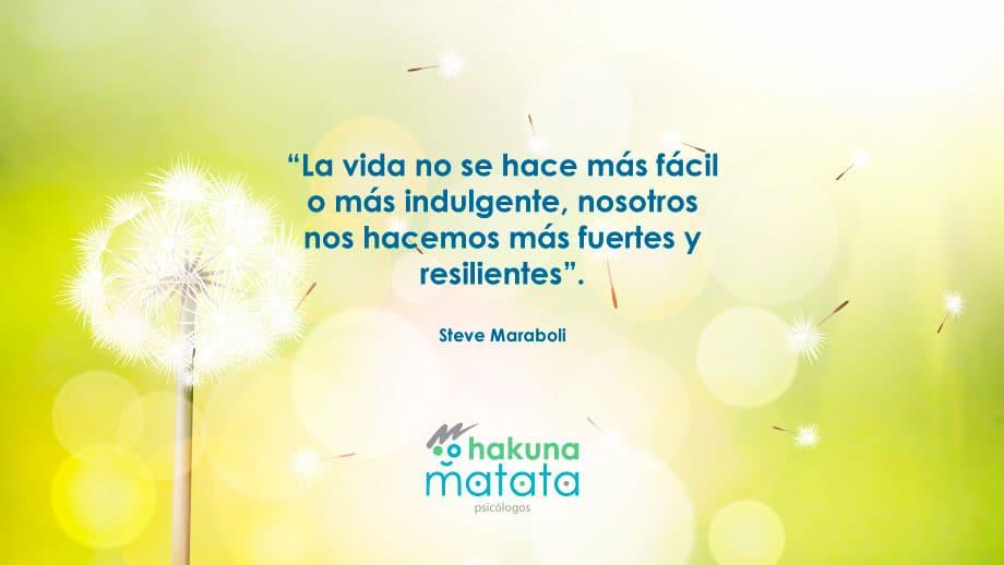 Frase resiliencia