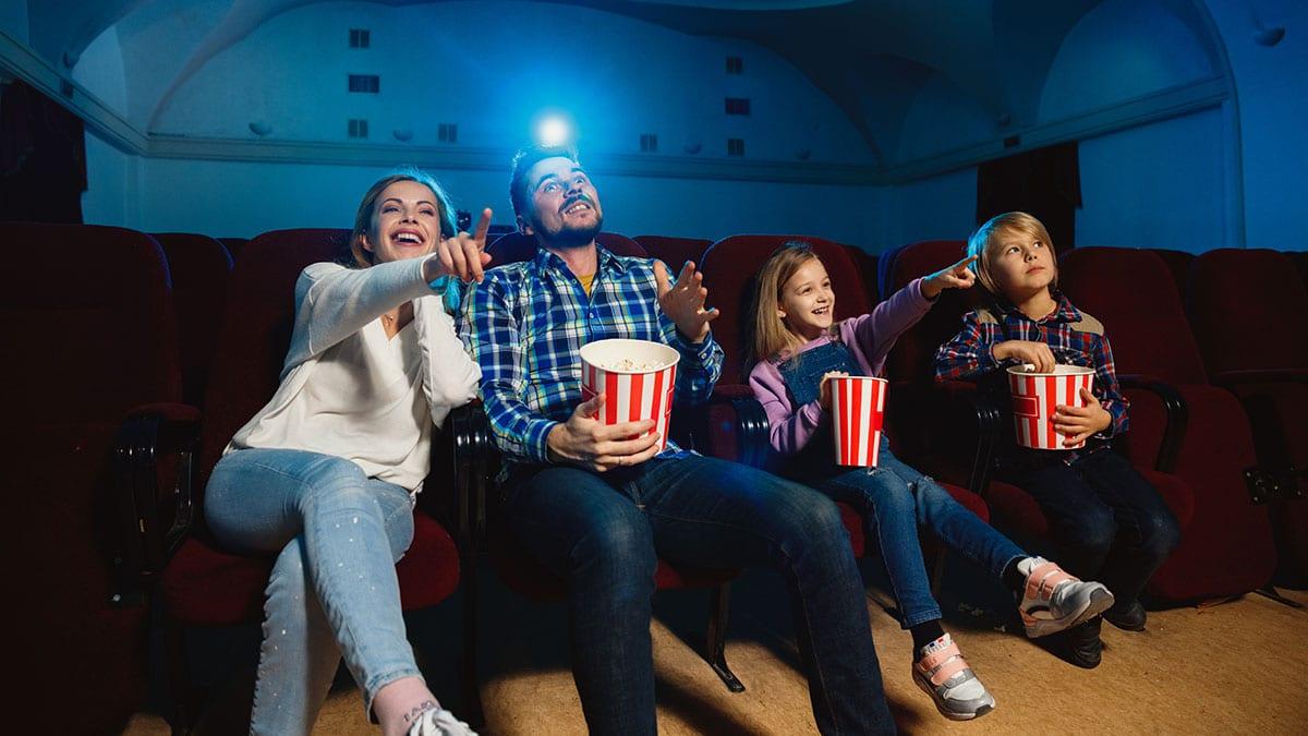 En este momento estás viendo Películas para ver en familia, 20 recomendaciones que no puedes perder