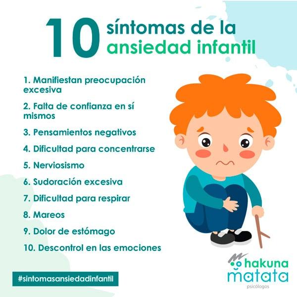 10 Sintomas