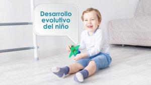 Lee más sobre el artículo Desarrollo evolutivo del niño y sus etapas