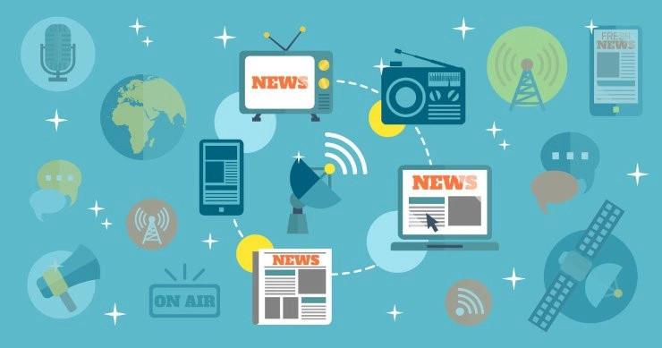 Media coverage for halal brands