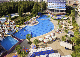 Bera Alanya Beach Resort & Spa Hotel