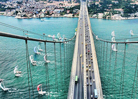 Full Day Bosphorus Cruise & Two Continents Tour