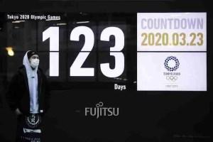 Tokyo Olympics bneing postponed