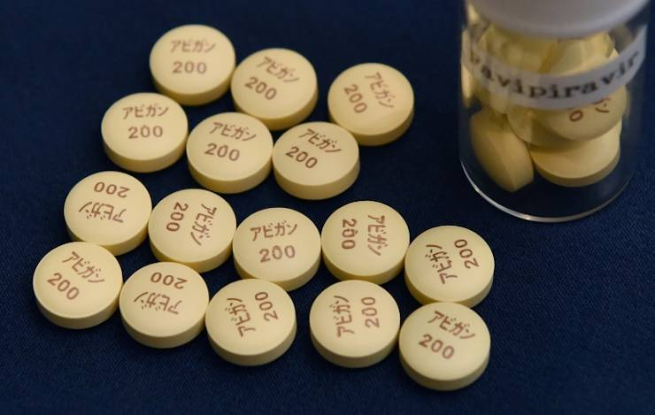 Avigan to treat covid-19 patients