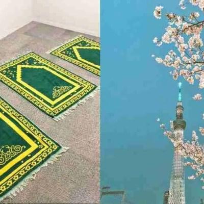 Tokyo Skytree Prayer Room