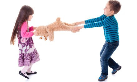When your kids fight, how do you respond?