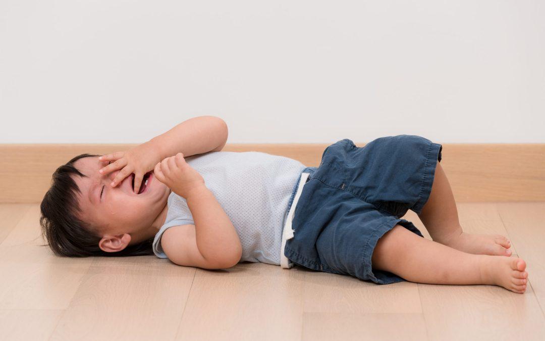 Toddler Tantrums Do's & Don'ts