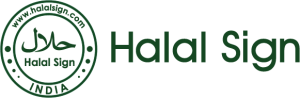 Halal Sign Retina Logo