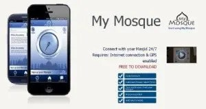 My Mosque App