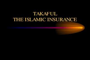 Islamic-insurance