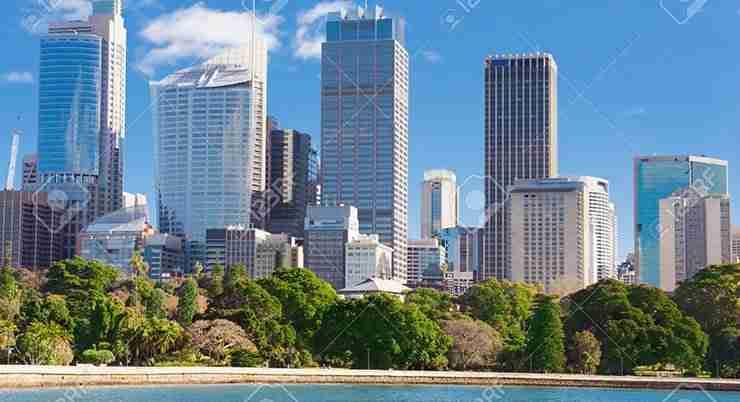 sydney-business-district