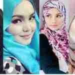 Neelofa Launches New Hijab Collection For Raya