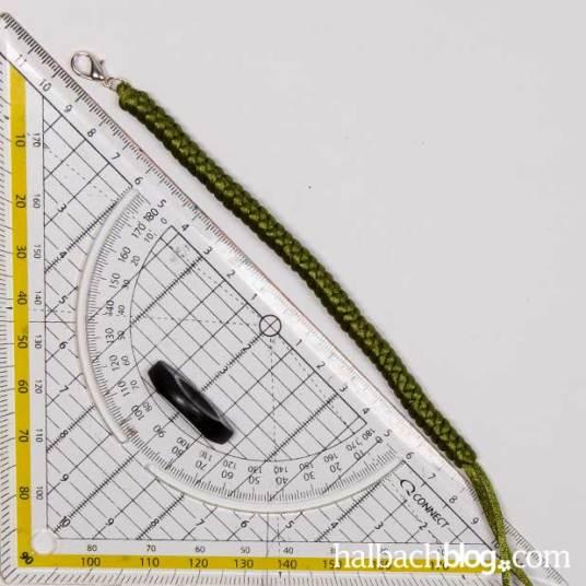 DIY-Idee halbachblog: Coole Armbänder selber machen - Step 12