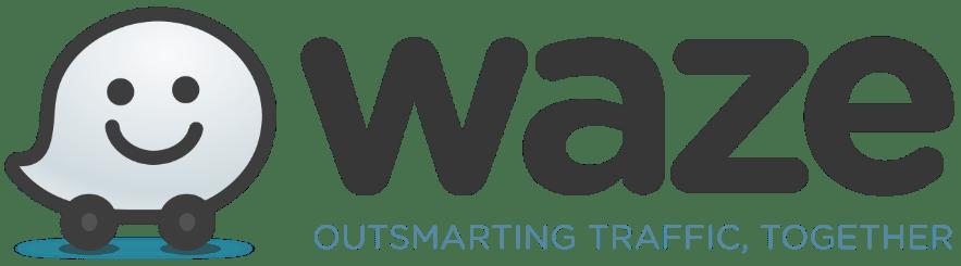 Logo for Waze