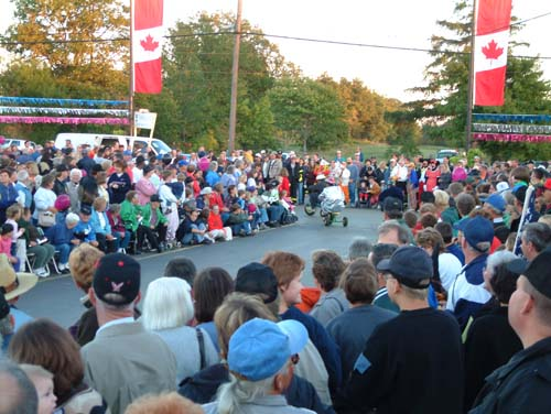 Cayuga Tricycle Race
