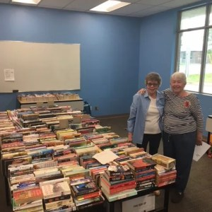 Jarvis Friends of the Library Book Sale