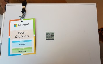 Microsoft Global Training Partner Summit i Aten