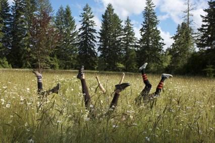 Bird Feet at Lost Valley