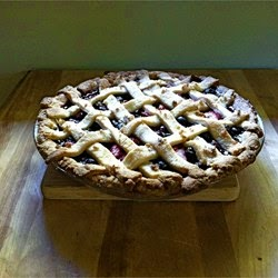 Desserts – Three Berry Pie