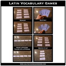 http://www.halfahundredacrewood.com/2014/05/john-1-latin-flashcards-games.html