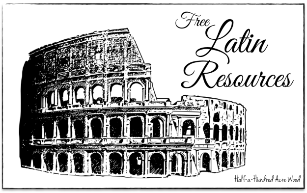 free-latin-resources