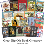 Great Big Ole Book Giveaway! {CC Cycle 3}