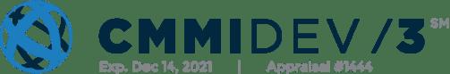 CMMI Development Level 3 Certification